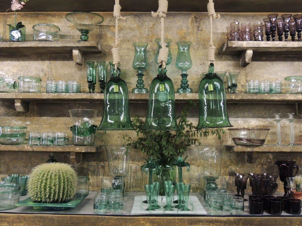 Cristal-Gordiola-glass-mallorca-lámparas