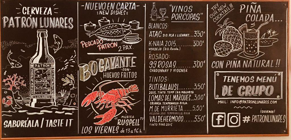 Patrón-Lunares-restaurante-Palma-blog-gastronomico