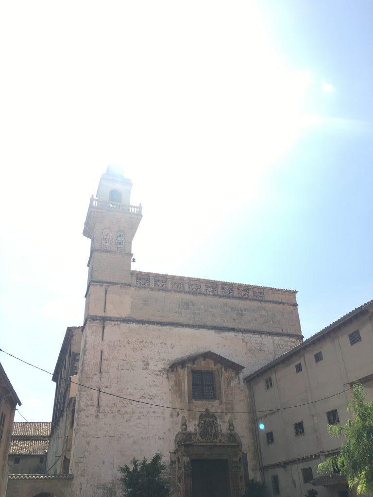 Convent of Santa Clara, Majorca
