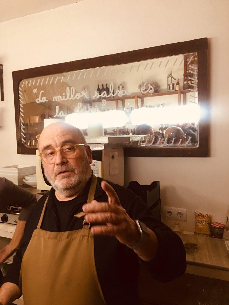 pere-armengol-la-mirona-Palma-vinos-gastronomía-comer-cerca