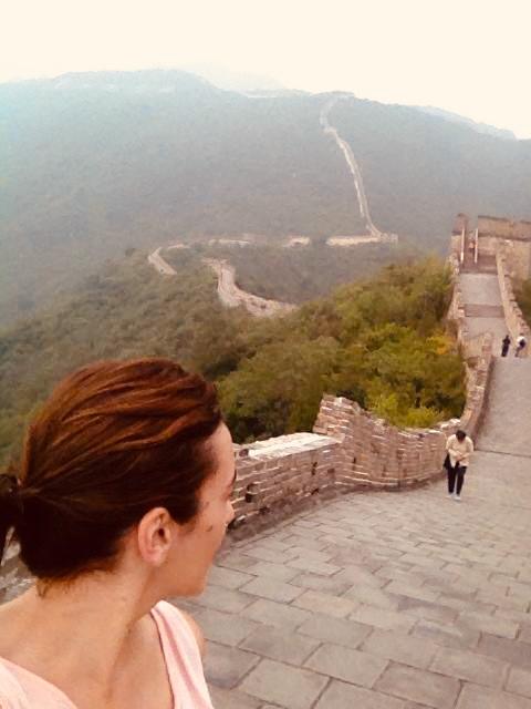 China. 3 Paradas: Pekín, Shanghai, Xian