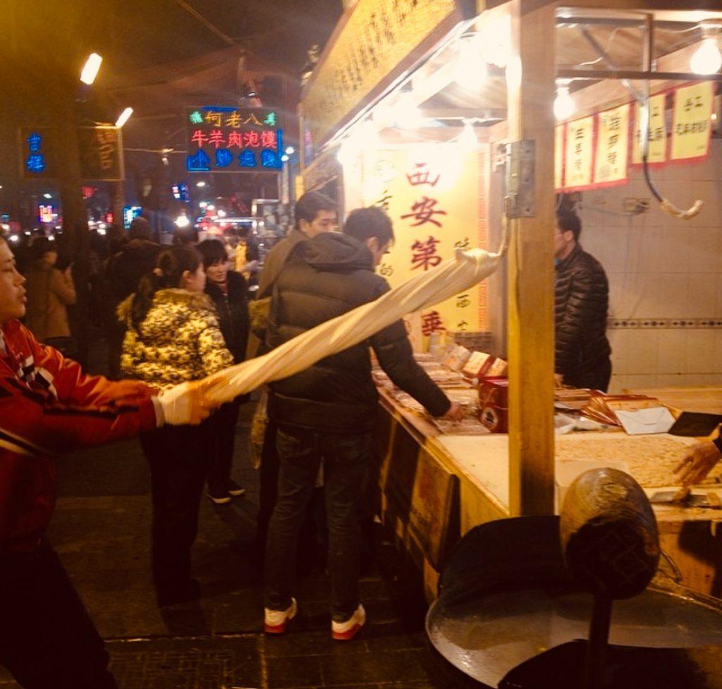 muslim-street-xian-barrio-musulmán-china-blog-viajes
