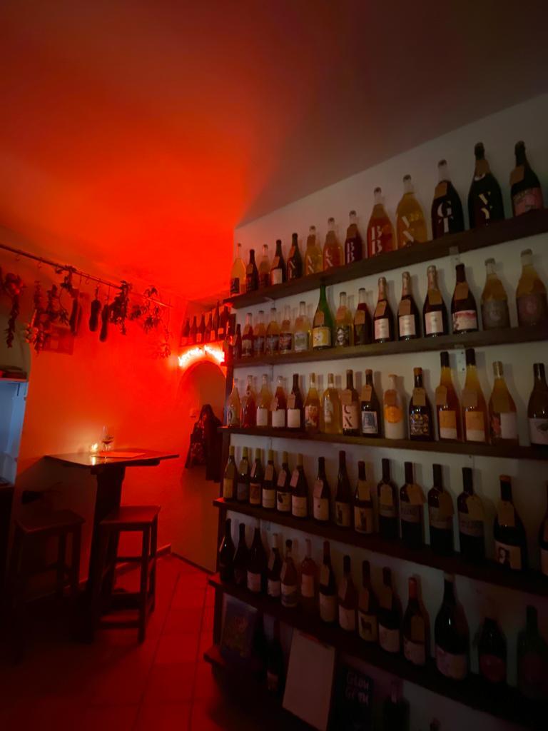 TRAVEL HIDDEN PLACES - BAR LA SANG PALMA-vino-natural