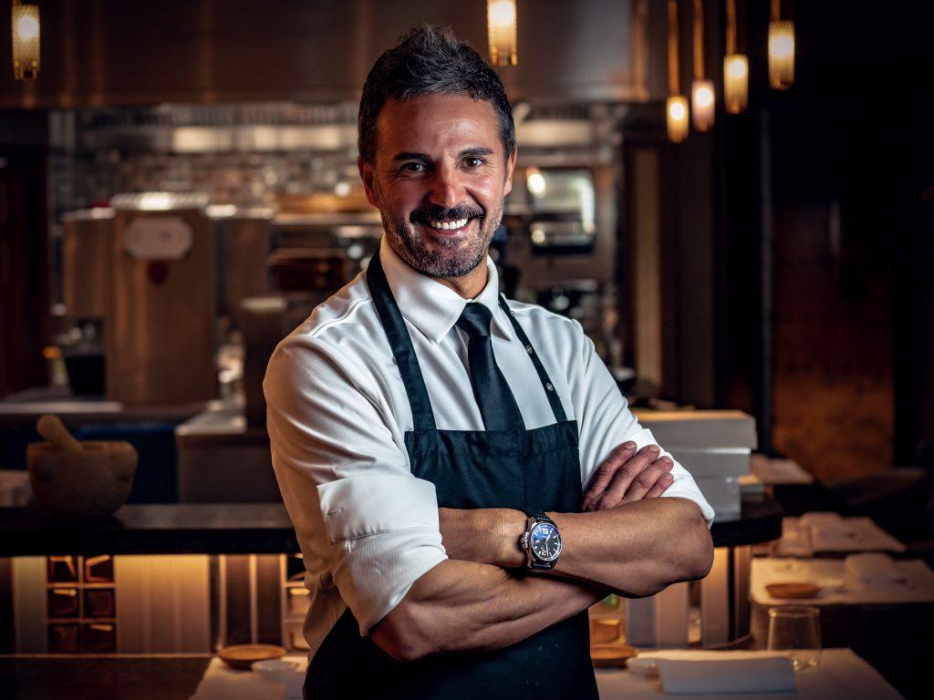 El chef mallorquín Santi Taura es Icono Hidden