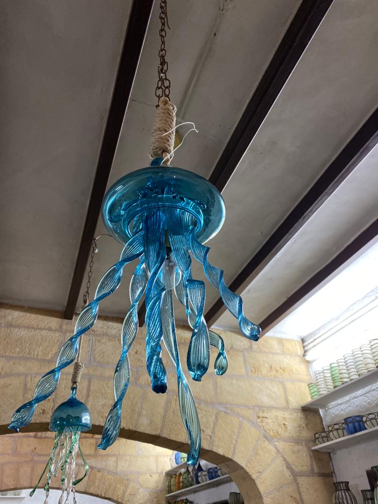Cristal-Gordiola-glass-mallorca-lamps-museum