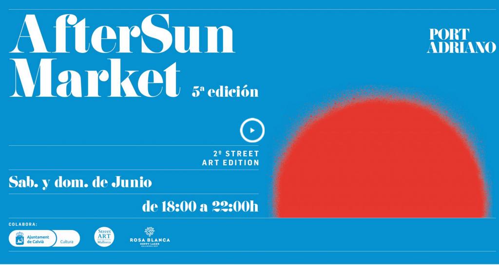 AfterSun-market-Port-Adriano-mercado-moda-mallorca-junio